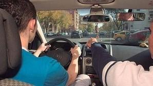 Principales fallos en el examen del carné de conducir