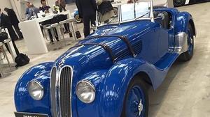 Los coches de BMW cumplen 100 años