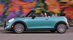 Mini Cabrio, las virtudes del Mini con el cielo por montera