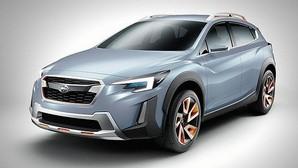 Subaru XV Concept, por ahí van «los tiros»