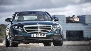 Nueva Clase E de Mercedes, la más inteligente