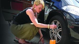 La inmensa mayoría de vacaciones con el coche va con las ruedas mal