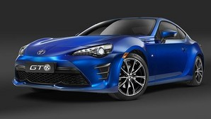Toyota lanza en Nueva York su actualizado deportivo GT86