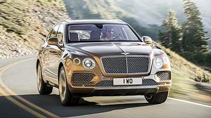 Bentley entrega los primeros Bentayga