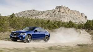 Mercedes hace realidad su «concept» GLC Coupé, una fusión de deportivo y todoterreno
