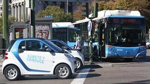 Línea Directa y car2go, juntos por el coche eléctrico