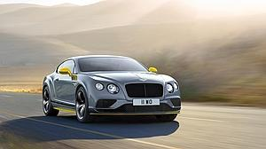 Continental GT Speed, a 331 km/h