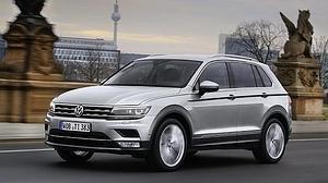 Probamos el nuevo Volkswagen Tiguan