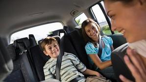 Así influye la familia en los hábitos de conducción