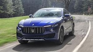 Maserati Levante, aires nuevos