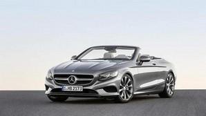El Mercedes Benz Clase S ahora también es descapotable