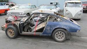 Así queda restaurado un Porsche 911 2.5 S/T que era pura chatarra