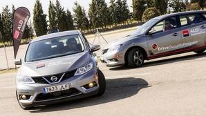 Guardar la distancia de seguridad y aprender a reaccionar, claves para una conducción segura