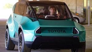 Este es el uBox, el último prototipo de Toyota