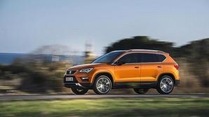 El nuevo SUV de Seat, el Ateca, parte de 23.690 euros