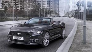 Mustang, el deportivo más vendido del mundo