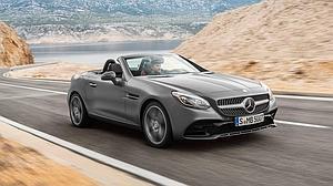 El nuevo Mercedes SLC, desde 45.250 euros