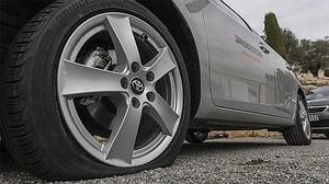 Alertan del peligro de incrementar la presión de los neumáticos para reducir el consumo