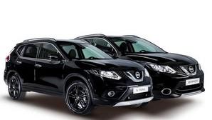 Nissan pone a la venta sus Qashqai y X-Trail Black Edition