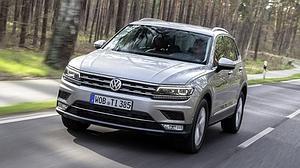 Más seguridad para el nuevo Volkswagen Tiguan