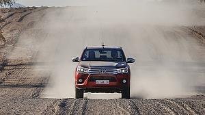 Nuevo Toyota Hilux, el líder europeo se renueva