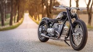 BMW R 5 Hommage, esencia de la belleza y la simplicidad