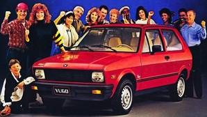 Así era Yugo, el peor coche de todos los tiempos