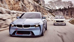 Vídeo: 2002 Hommage, un BMW muy esperado