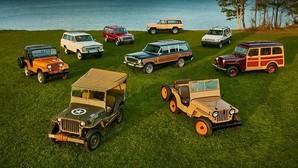 Jeep, 75 años en la vanguardia 4x4