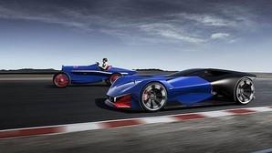 Así ve Peugeot sus futuros vehículos de competición