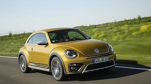 Volkswagen Beetle Dune, de la playa al asfalto