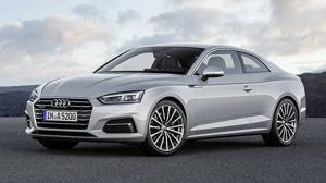 El nuevo Audi A5 está listo para el despegue