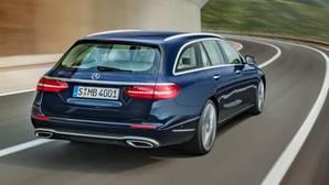 Vídeo: así es el nuevo Mercedes Clase E familiar