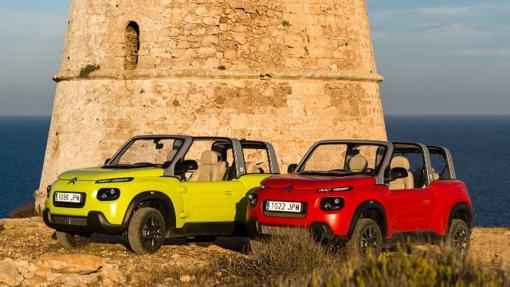 Los coches eléctricos más de moda