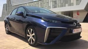 El Toyota Mirai, protagonista en el XXI Congreso Mundial del Hidrógeno