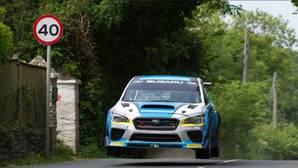 Subaru fulmina su récord de velocidad en la Isla de Man