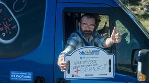 Un Iveco Daily gana el ALD Ecomotion Tour 2016