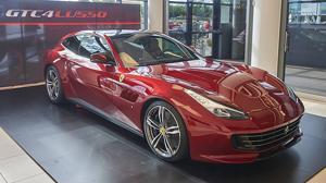 "Ferrari GTC4Lusso, la nueva ""machina"""