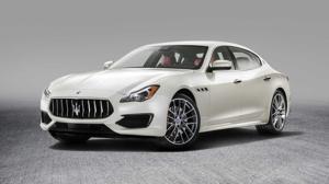 Maserati actualiza el Quattroporte