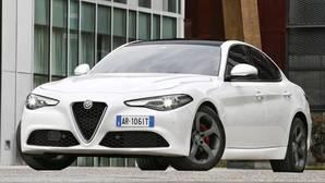 Alfa Giulia: diseñado sobre un lienzo en blanco