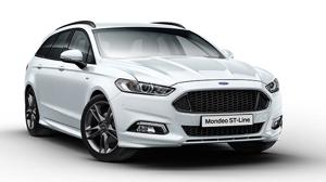 Nuevo Ford Mondeo ST-Line