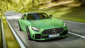 Vídeo: AMG-GT R, así es el Mercedes más rabioso del panorama