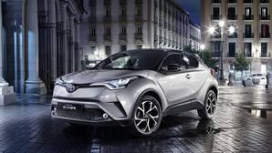 Toyota C-HR: modernidad y sensualidad sobre ruedas