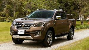 Renault Alaskan, un pick-up francés para todo el mundo
