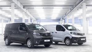 El nuevo Toyota PROACE Furgón ya se comercializa en España