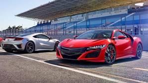 Honda desvela el nuevo deportivo NSX