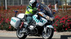 Así son las motos de la Guardia Civil