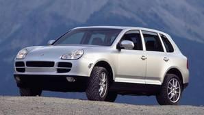 Cayenne, cronología de un SUV deportivo éxito