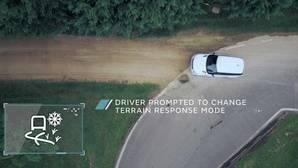 Land Rover lleva la conducción autónoma al campo