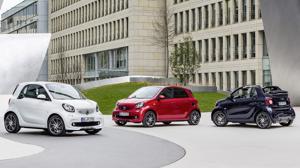 Brabus, el Smart más rápido, desde 18.700 euros